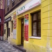Exteriér - Abyi kebab, Praha
