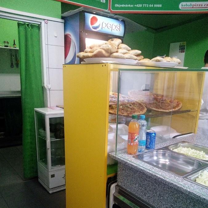 Turkménské speciality - Abyi kebab, Praha