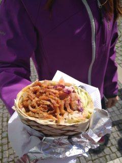 Na řezu - Istanbul Kebab, Náchod
