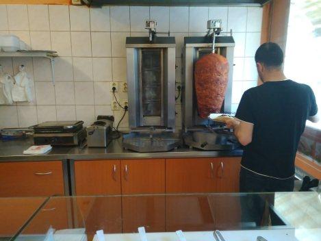 El gril - Istanbul Kebab, Náchod