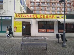 exteriér - Istanbul Kebab, Náchod