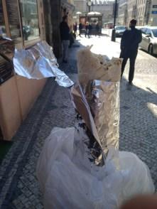 Velikost nic moc - Metro Kebab & Pizza, Praha