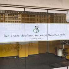 """První Berlíňan, který jde do Mnichova. - """"Mustafa's Gemüse Kebap"""" expanduje do Mnichova"""