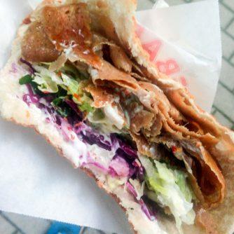 Mlask, vůbec to není špatné - Kebab OC Květ (Ústí nad Labem - Neštěmice)