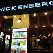 Exteriér - Chickenberg, Berlin