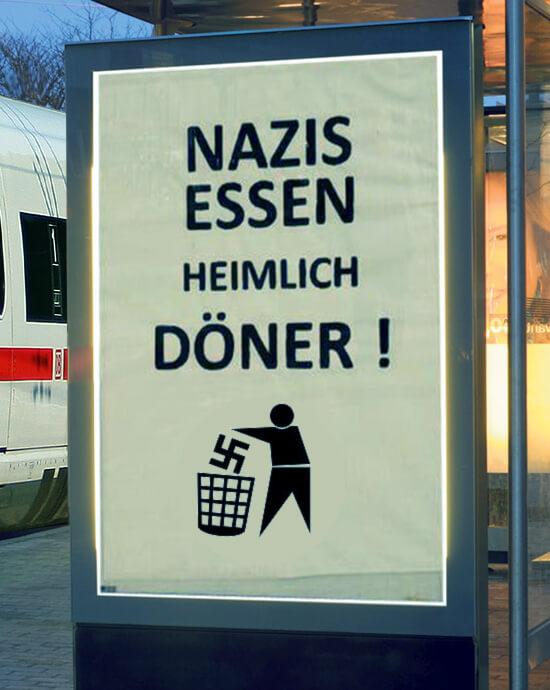 "Nazis essen heimlich döner - ""Mustafa's Gemüse Kebap"" expanduje do Mnichova"