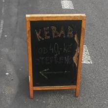 Kebab od 40,- Kč? - Holl Kebab (Chabařovice)