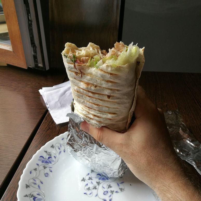 Celkem macek - Maidum kebab, Ústí nad Labem