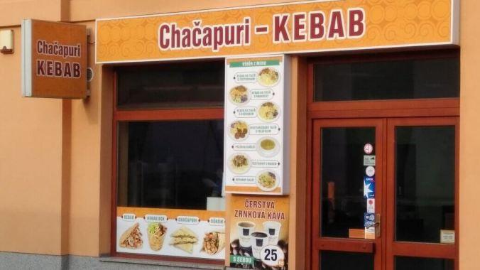 Chačapuri - Kebab (Beroun)