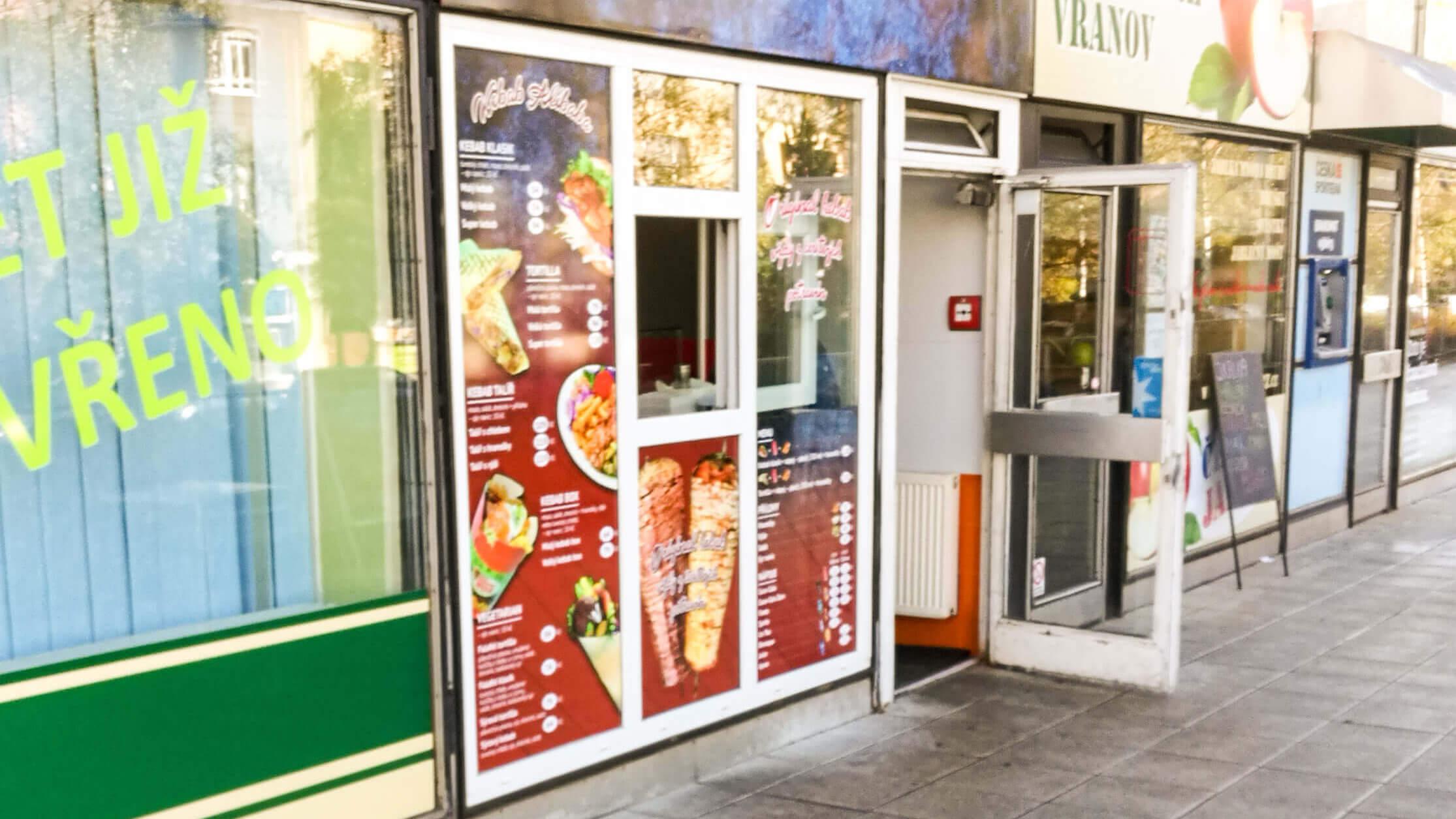 Alibaba Kebab (Plzeň)