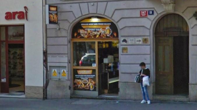Can Bey Döner Kebab (Praha)
