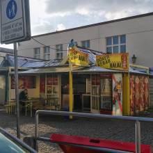 Exteriér - Kebab tržnice Holešovice