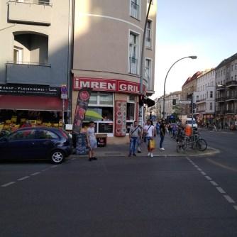 Jak v Turecku - Imren Grill (Berlin)