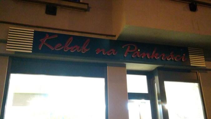 Kebab Na Pankráci (Praha)