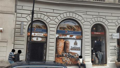 Istanbul Kebab Na Poříčí (Praha)