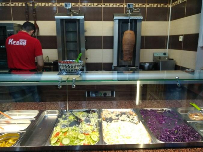 Pult a za pultem - Kebab & Pizza Antalya (Rakovník)