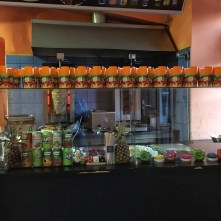 Štangle a výzdoba - Kebab House Štětí