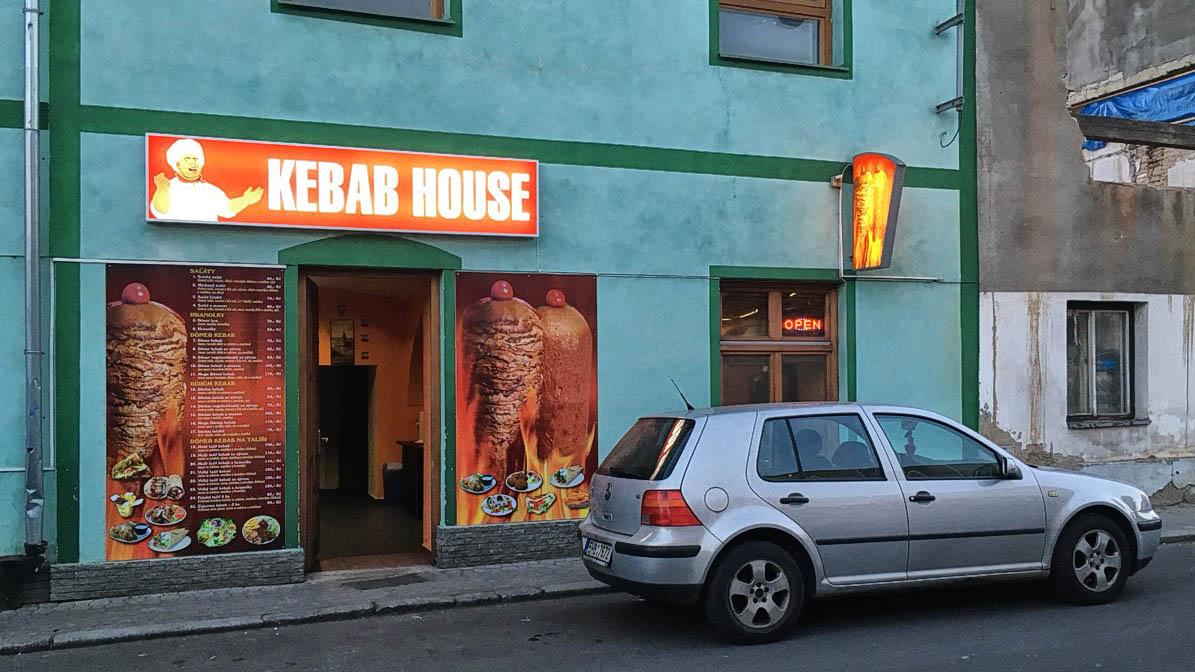 Kebab House (Štětí)
