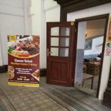 Vstup - Osman kebab, Praha