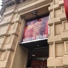 Exteriér - Kurdský Kebab Brno
