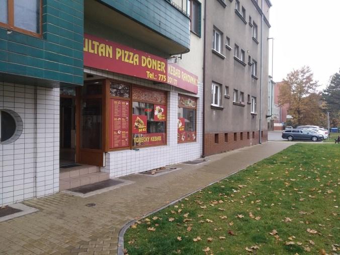 Exteriér - Sultan Döner Kebab 2, Rakovník