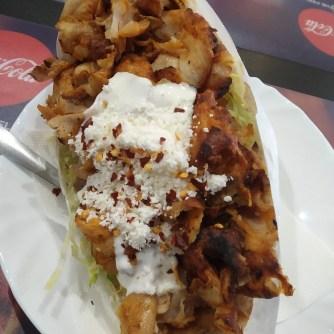 Döner - Sultan Döner Kebab 2, Rakovník