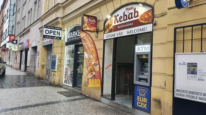 Pizza Kebab Bělehradská (Praha)