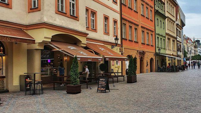Sayf Kebab, Praha