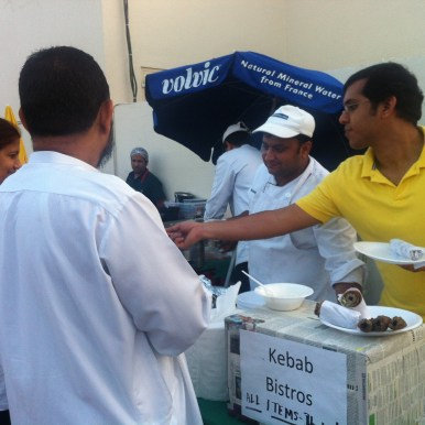 Kebab Bistro at Al Noor Family Fun Day