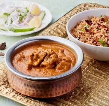 Mutton Dhansak - Kebab Bistro