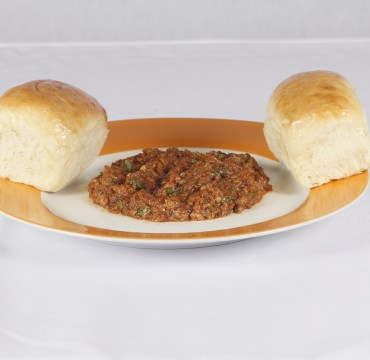 Kebab Bistro Kheema Pav - Friday Breakfast