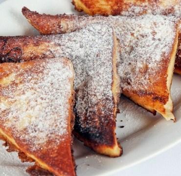 Kebab Bistro French toast - Friday Breakfast