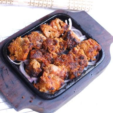 Bihari Boti boneless (spicy)