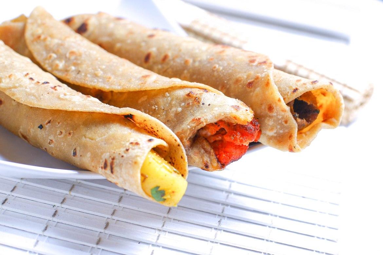 Kebab Bistro Wraps