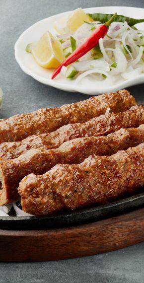 Kebab Bistro Seekh Kebab