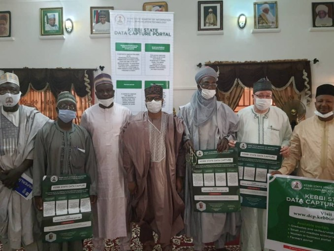 Kebbi Govt launches Data Capture Portal, to bolster youths employment
