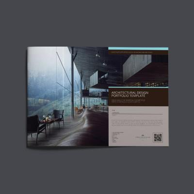 Architectural Design Portfolio Template