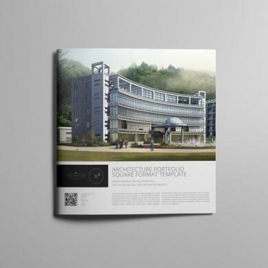 Architecture Portfolio Square Format – kfea 4-min