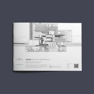 Iolkos Architecture Portfolio A4 Landscape