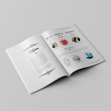 100 pages A4 Product Catalogue Template – kfea 4-min