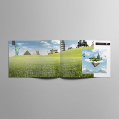 20 Pages A4 Travelbook Template – kfea 3-min