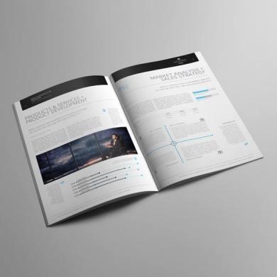 Brief Business Plan Template – kfea 5-min