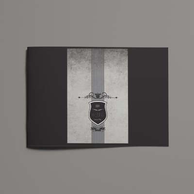 Royal Wedding Photobook Template