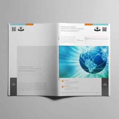 Startup Business A4 Booklet Questionnaire – kfea 2-min