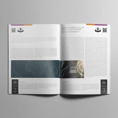 Startup Business US Letter Booklet Questionnaire – kfea 2-min