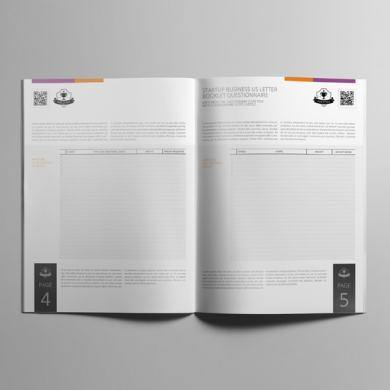 Startup Business US Letter Booklet Questionnaire – kfea 4-min