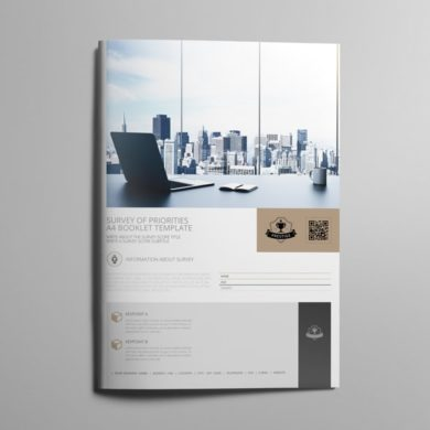 Survey of Priorities A4 Booklet Template – kfea 4-min