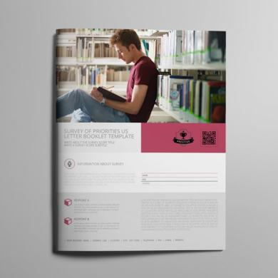 Survey of Priorities US Letter Booklet Template – kfea 3-min