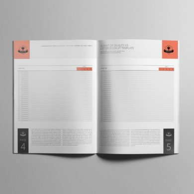 Survey of Quality US Letter Booklet Template – kfea 2-min