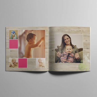 Swedy – Children Photobook Template – kfea 5-min